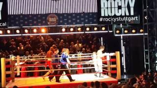 Rocky, Das Musical in Stuttgart 29.10.16
