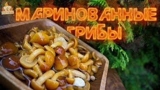 Рейтинг: Маринованные грибы (Опята)