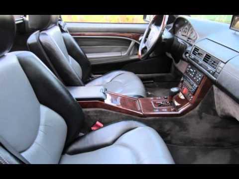 1996 MercedesBenz SL600 for sale in Delray Beach FL  YouTube