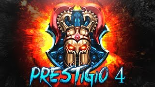 LLEGANDO AL PRESTIGIO 4 - CALL OF DUTY BLACK OPS 4