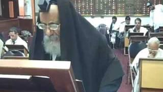 קהילת יהדות תימן במנהטן-קינות ט' באב תשסט YEMEN JEWS