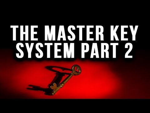 The Master Key System - Charles F. Haanel - Part 2 - Law of Attraction