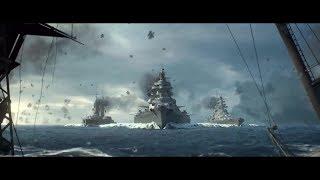 World Of Warships - 10Е ЛИНКОРЫ! =) ИГРА В 1 КНОПКУ! =)
