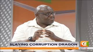 Slaying the corruption dragon: we are not out of the woods yet #DayBreak