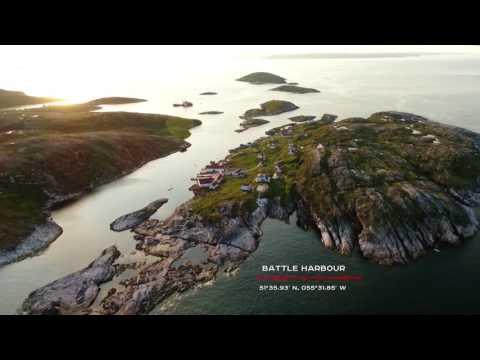 Stunning drone  of Northern Newfoundland and Labrador