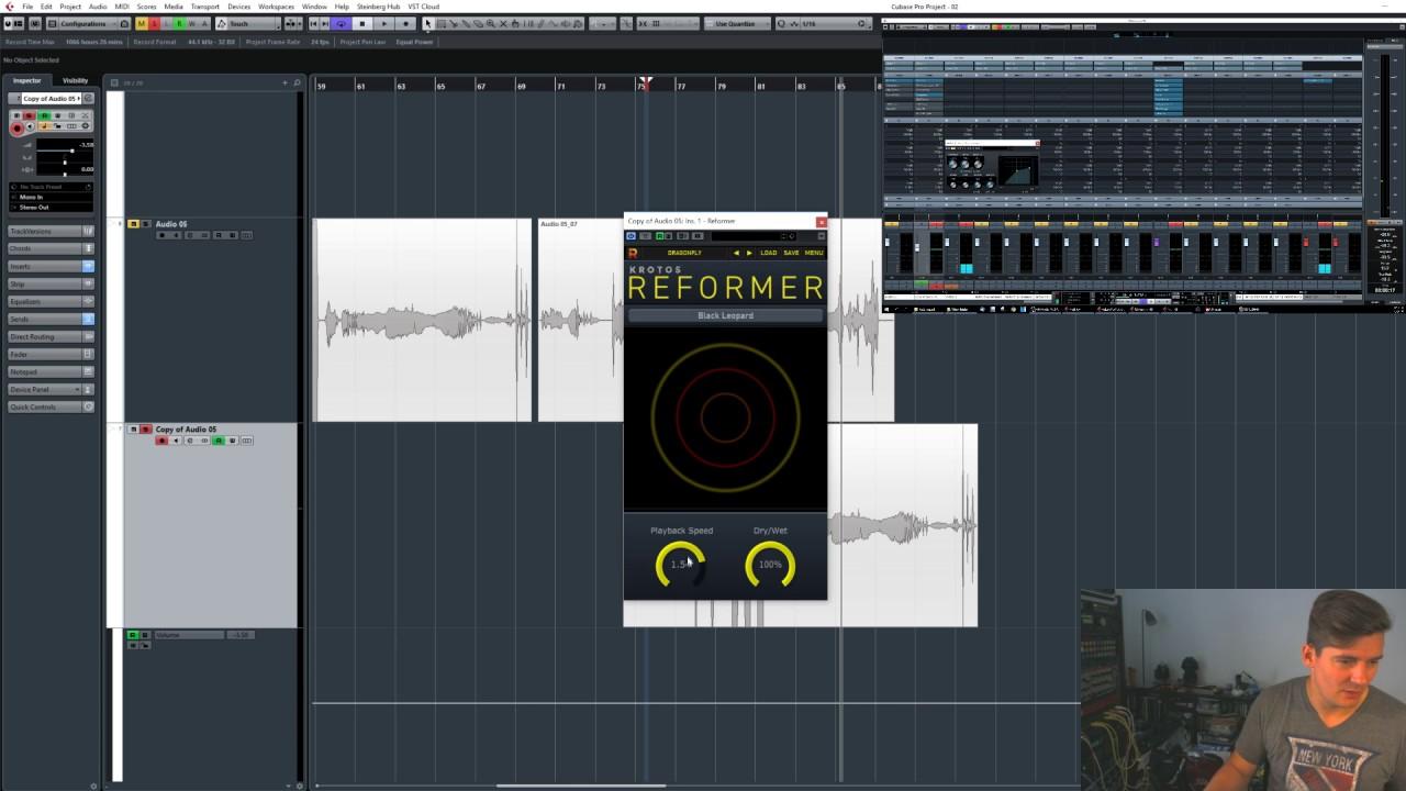 Reformer - Revolutionary Audio Plugin for Sound Design | Krotos