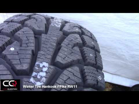 Hankook Ipike Rsv >> Winter Tire Review Hankook I Pike Rw11 Strong And Capable