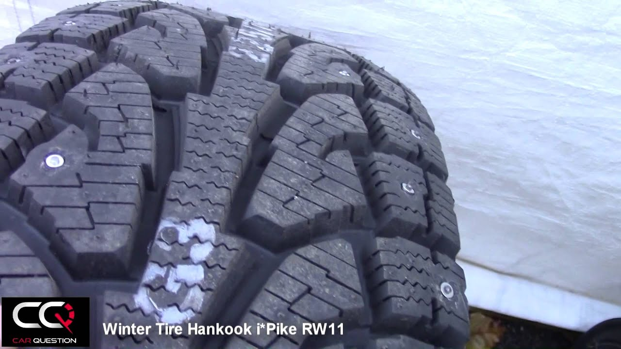 Hankook Ipike Rsv >> Winter Tire Review Hankook I Pike Rw11 Strong And Capable For A