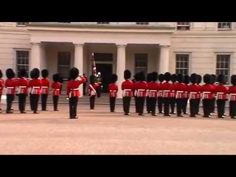 Major General's Inspection of Nijmegen Company Grenadier Guards - March 2012