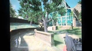 007 Quantum of Solace Wii Walkthrough: Part 1 (White