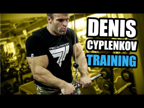 DENIS CYPLENKOV TRAINING (Armwrestling Training Of STRONGEST EVER!)