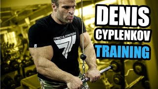 Denis Cyplenkov Arm Wrestling Training Compilation