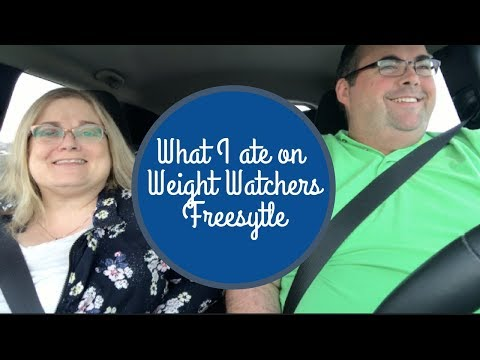 What I ate on Weight Watchers Freestyle | Lies, Candy, and 2AM| April 26, 2018