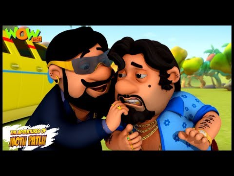 John Ka Bhai Johnny - Motu Patlu in Hindi - 3D Animation Cartoon for Kids - As on Nickelodeon