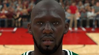 NBA 2K20 Tacko Fall My Career
