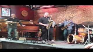 International Saxophone Summit - Recordame