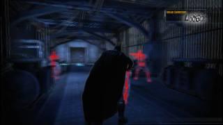 Batman Arkham Asylum Demo Gameplay 2/2 [PC]