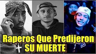 Raperos Que Predijeron Su Muerte | MUSICRAPHOOD thumbnail