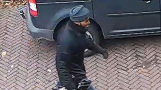 Poging moord in de Rietstraat in Utrecht