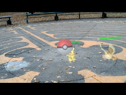 PokeLens: Fan Pokemon RPG battle system for the Hololens (Gameplay Video)