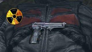Этого пистолета не должно быть в игре. Уникальные вещи STALKER Тень Чернобыля #3
