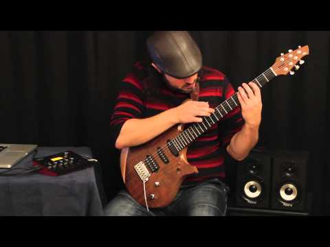 [BOSS TONE CENTRAL] GT-001 played by Alex Hutcings