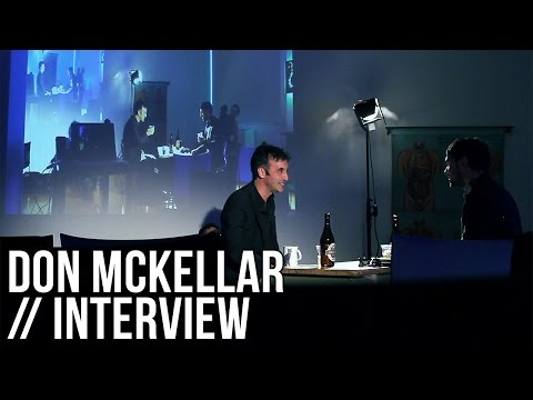 Don McKellar Interview (Last Night) - The Seventh Art
