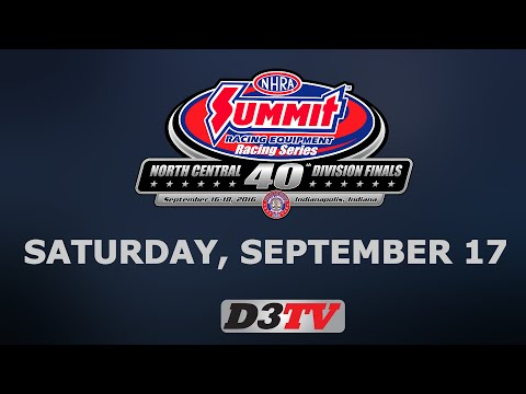 Summit Racing Series North Central Division Finals - Lucas Oil Raceway - Saturday, September 17