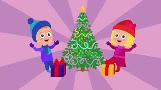 Новогодние песенки! Любимые мультики с Царевной и другими героями