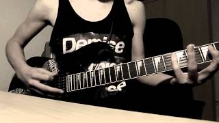 Adept - Dead Planet (Guitar Cover)