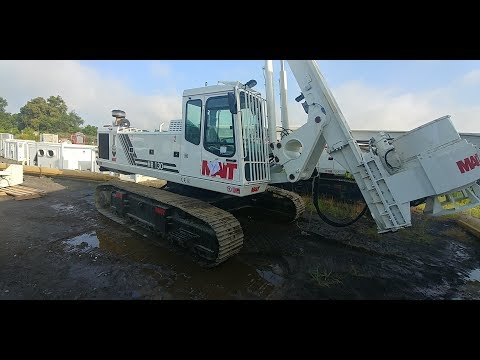 MAIT HR130 DRILL RIG -- 85,000 LB -- THE FIRST STATE
