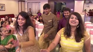 BEST ENGAGEMENT ENTRY DANCE | VINSH FRIENDS & FAMILY