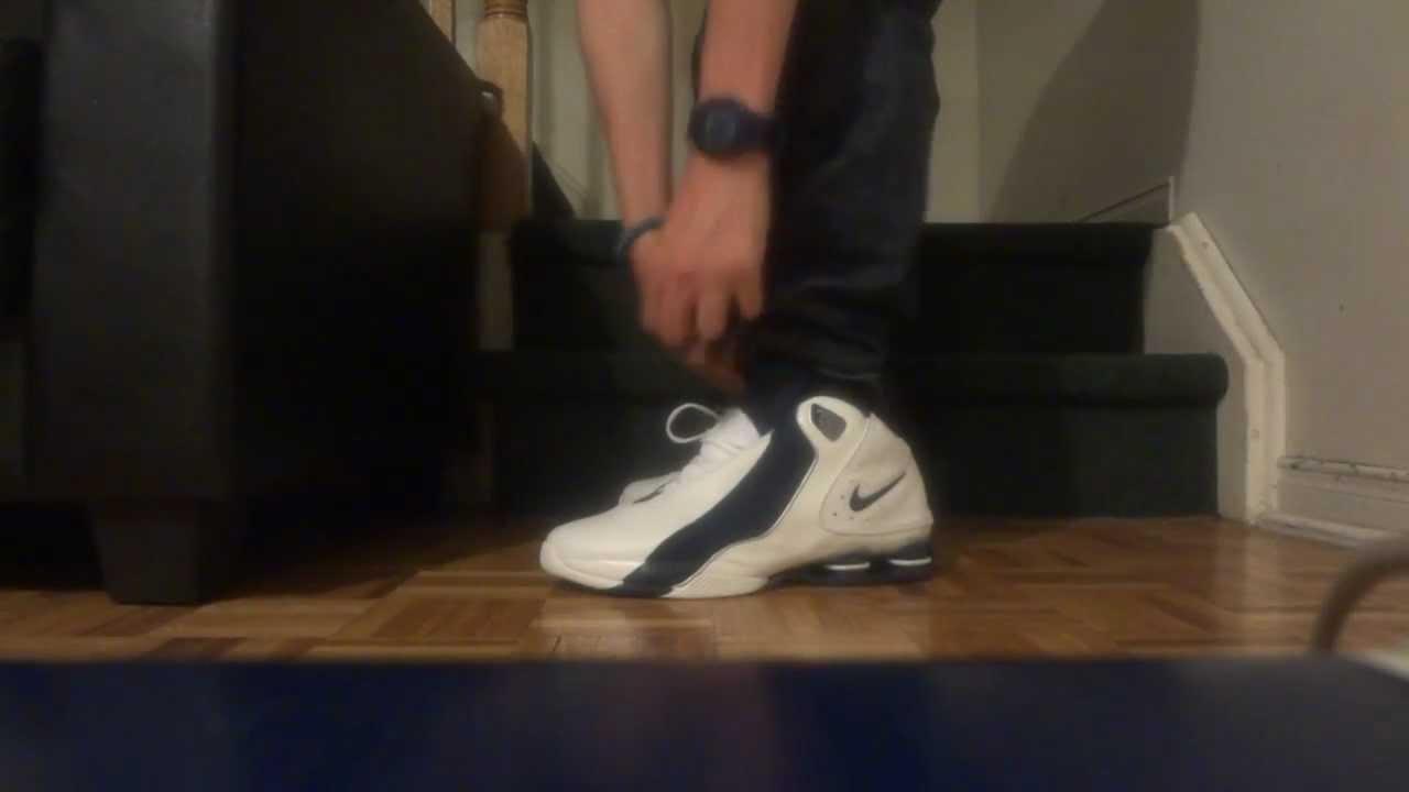 a799c750f01d8a Nike Shox The Jump Off FLIGHT  On Feet Look  HD - YouTube