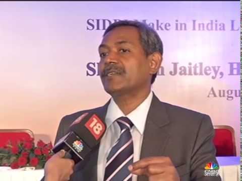 SIDBI CMD Kshatrapati Shivaji on SMILE and India Aspiration Fund