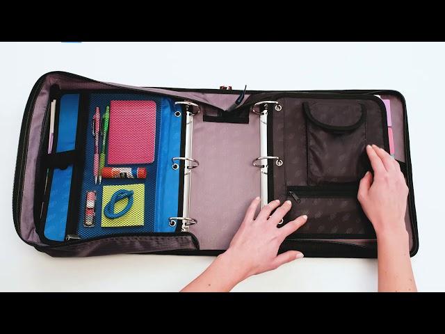 The Dual 2.0 Backpack Binder