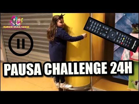 PAUSA CHALLENGE PER 24  ORE CON MIA SORELLA ~  1 By Marghe Giulia Kawaii