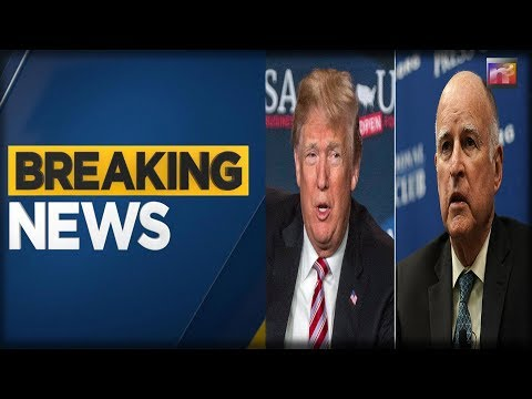 BREAKING: Cali Stabs Trump In The Back With DEFIANT About Face That is RISKING The Whole Nation