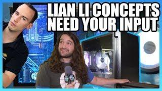 Lian Li O11 XL, Water Distro Plate, & Der8auer