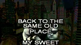 Sweet Home Chicago-The Blues Brothers Karaoke