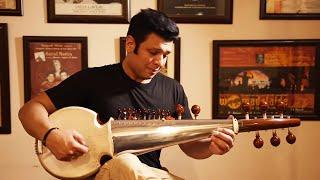 Raga Jaunpuri - Amaan Ali Bangash | Sarod Records