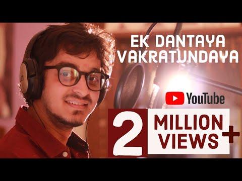 Ek Dantaya Vakratundaya Cover by Dhruvit Shah