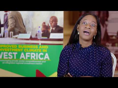 Investment Policy and Promotion Workshop in West Africa