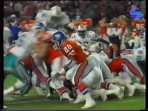 American Bowl 1992 Denver Broncos vs Miami Dolphins (15 August 1992, Berlin) 2/3