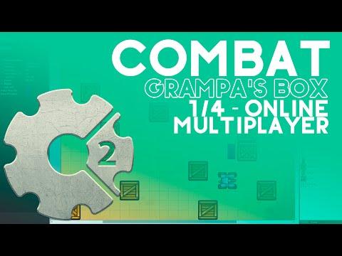 COMBAT 05 Multiplayer 1/4 - Construct 2 - [Grampa's Box]