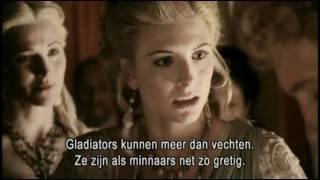Spartacus Seizoen 1 - Trailer