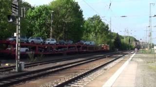 """CNL 1246 """"Capella"""" - letzter Autoreisezug nach Berlin-Wannsee"""
