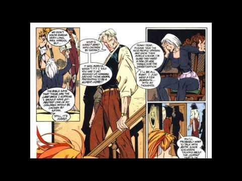 Artemis~Requiem 03 [comic book]