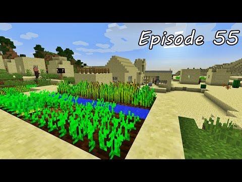 Minecraft เอาชีวิตรอด - Episode 55 - ท่องโลกกว้าง