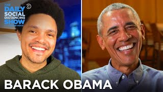 "President Obama - Inspiring Future Leaders & ""A Promised Land"" 