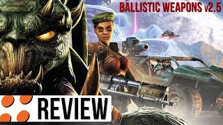 Unreal Tournament 2004 & Ballistic Weapons v2.5 Video Review
